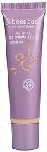 Parfumuri și produse cosmetice BB cream matifiant 8 în 1 - Benecos Natural BB Cream 8 in 1