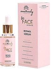 Parfumuri și produse cosmetice Ser pentru față - One&Only Cosmetics For Face&Neckline Retinol Serum