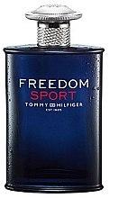 Parfumuri și produse cosmetice Tommy Hilfiger Freedom Sport - Apă de toaletă