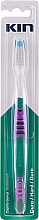 Parfumuri și produse cosmetice Periuță de dinți, dură, mov - Kin Hard Toothbrush