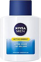 Balsam după ras revitalizant - Nivea For Men Active Energy Skin Revitalizer After Shave Balm — Imagine N2