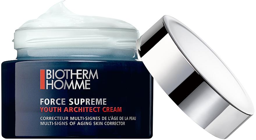 Crema anti-îmbătrânire - Biotherm Homme Force Supreme — Imagine N2