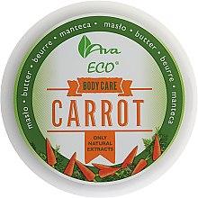 Parfumuri și produse cosmetice Unt de corp - Ava Laboratorium Body Care Carrot Butter