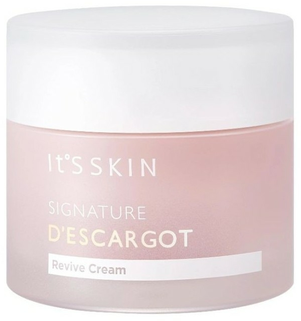 Cremă nutritivă și regenerantă de față - It's Skin Signature D'escargot Revive Cream — Imagine N1