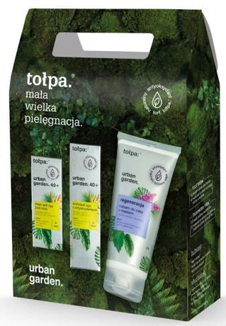Set - Tolpa Urban Garden (f/cr/40ml + eye/cr/10ml + b/lot/50ml) — Imagine N1