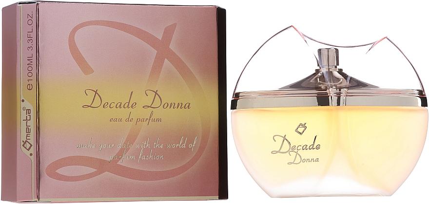 Omerta Decade Donna - Apă de parfum — Imagine N1