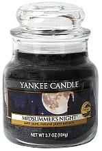 """Parfumuri și produse cosmetice Lumânare parfumată """"Noapte de vară"""" - Yankee Candle Midsummer's Night"""