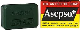 Parfumuri și produse cosmetice Săpun antiseptic - Asepso+ Antibacterial Antiseptic Soap