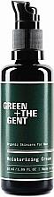 Parfumuri și produse cosmetice Cremă hidratantă de față - Green + The Gent Moisturizing Cream