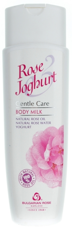 Lapte de corp - Bulgarian Rose Rose Joghurt — Imagine N1