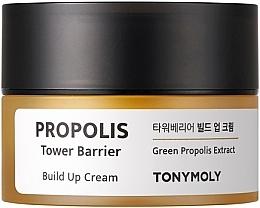 Parfumuri și produse cosmetice Cremă regenerantă cu extract de propolis - Tony Moly Propolis Tower Barrier Build Up Cream