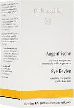 Parfumuri și produse cosmetice Ser pentru ochi - Dr. Hauschka Augenfrische Augenserum