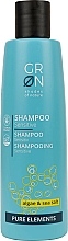 """Parfumuri și produse cosmetice Șampon """"Alge și sare de mare"""" - GRN Pure Elements Sensitive Algae & Sea Salt Shampoo"""