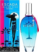 Escada Island Kiss Limited Edition - Apă de toaletă — Imagine N2