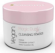 Parfumuri și produse cosmetice Pulbere de curățare pentru ten uscat - Nacomi Face Cleansing & Brightening Powder Magic Dust