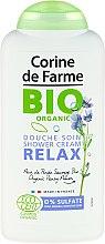 Parfumuri și produse cosmetice Gel de duș - Corine De Farme Relax Shower Gel