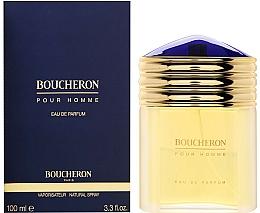 Parfumuri și produse cosmetice Boucheron Pour Homme - Apă de parfum