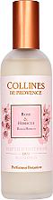 """Parfumuri și produse cosmetice Aromă pentru casă """"Trandafir și Hibiscus"""" - Collines de Provence Rose & Hibiscus"""
