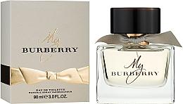 Parfumuri și produse cosmetice Burberry My Burberry - Apă de toaletă