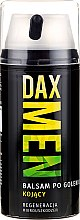 Parfumuri și produse cosmetice Balsam calmant după ras - DAX Men