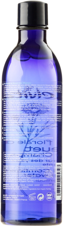 """Apă de flori pentru față """"Albăstrea"""" - Melvita Organic Field Cornflower Floral Water — Imagine N2"""