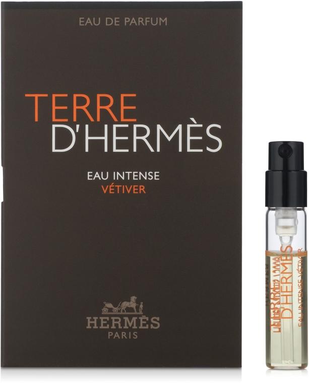 Hermes Terre D'Hermes Eau Intense Vetiver - Apă de parfum (Tester)