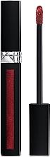 Parfumuri și produse cosmetice Ruj lichid de buze - Dior Rouge Dior Liquid Stain
