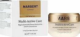 Parfumuri și produse cosmetice Cremă regenerantă pentru față - Marbert Anti-Aging Care MultiActive Care Regenerating Cream Concentrate