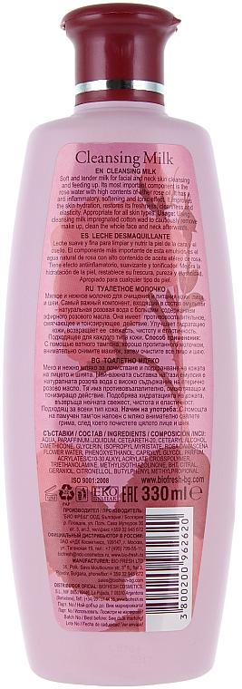 Lapte demachiant pentru faţă - BioFresh Rose of Bulgaria Cleansing Milk — Imagine N2