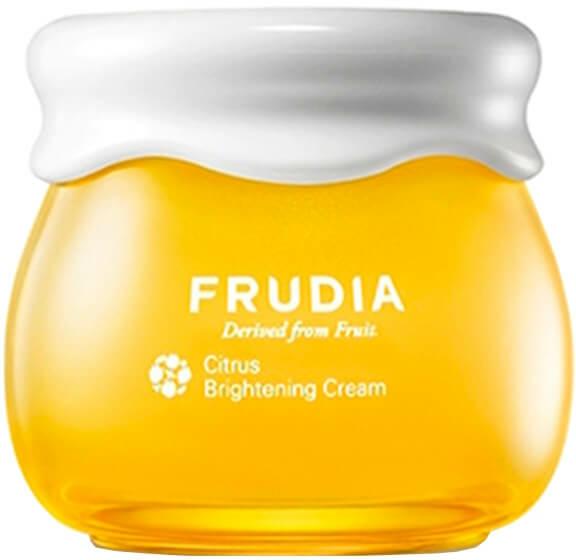 Cremă iluminatoare pentru față - Frudia Brightening Citrus Cream — Imagine N1