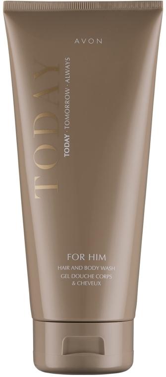 Avon Today Tomorrow Always For Him - Set (edt/75ml + shm/sh/gel/200ml) — Imagine N2