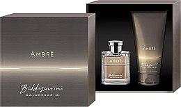 Parfumuri și produse cosmetice Baldessarini Baldessarini Ambre - Set (edt/100ml + sh/gel/50ml)