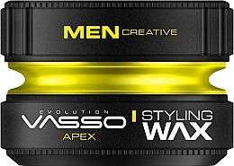 Parfumuri și produse cosmetice Ceară pentru păr - Vasso Professional Hair Styling Wax Apex