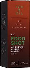 Parfumuri și produse cosmetice Complex energetic - You & Oil Food Shots Caffeine Antioxidants And Energy Complex