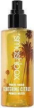 Parfumuri și produse cosmetice Primer-spray pentru față - Smashbox Photo Finish Centering Citrus Primer Water Limited Edition