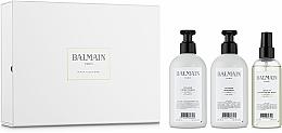 Parfumuri și produse cosmetice Set - Balmain Paris Hair Couture Volume Care Set (shm/300ml + cond/300ml + spray/200ml)