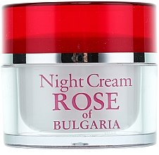 Parfumuri și produse cosmetice Cremă de noapte pentru față - BioFresh Rose of Bulgaria Rose Night Cream