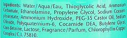 Mousse pentru ondularea chimică permanentă - Goldwell Topform Foam Wave 1 — Imagine N3