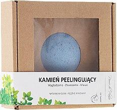 Parfumuri și produse cosmetice Piatră naturală albastră pentru peeling, de față - Pierre de Plaisir Natural Scrubbing Stone Face