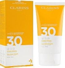 Parfumuri și produse cosmetice Cremă de protecție solară pentru corp - Clarins Solaire Corps Hydratante Cream SPF 30