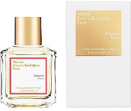 Parfumuri și produse cosmetice Maison Francis Kurkdjian Amyris Femme - Ulei parfumat pentru corp