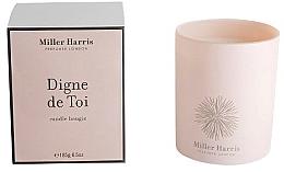 Parfumuri și produse cosmetice Miller Harris Digne de Toi - Lumânare aromată