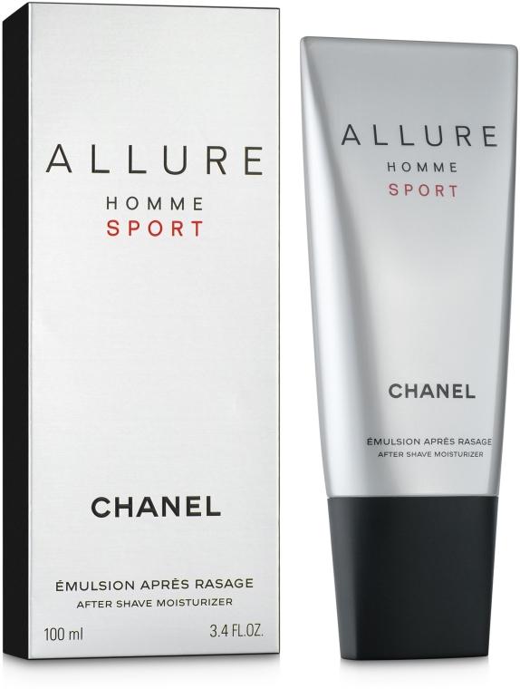 Chanel Allure homme Sport - Emulsie după ras — Imagine N1