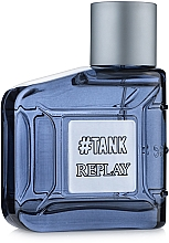 Parfumuri și produse cosmetice Replay Tank for Him - Apă de toaletă