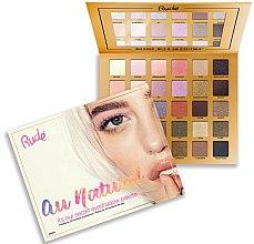 Parfumuri și produse cosmetice Paletă farduri de ochi, 30 nuanțe - Rude Au Naturel It's Our Secret
