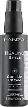 Parfumuri și produse cosmetice Cremă pentru elasticitatea buclelor - L'anza Healing Style Curl Up Cream