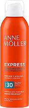Parfumuri și produse cosmetice Spray autobronzant pentru corp - Anne Moller Express Bruma Body Tanning Spray SPF30