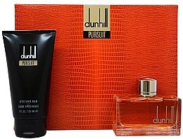 Parfumuri și produse cosmetice Alfred Dunhill Dunhill Pursuit - Set (edt 75ml + a/sh/bal 150ml)