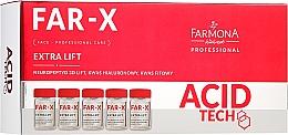 Parfumuri și produse cosmetice Ser facial pentru fermitatea pielii - Farmona Professional Acid Tech Far-X Extra Lift Proffesional Care