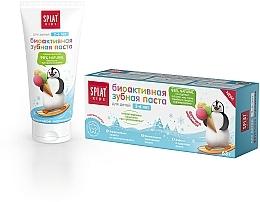 """Parfumuri și produse cosmetice Pastă de dinți pentru copii """"Înghețată de fructe"""", 2-6 ani - SPLAT Kids"""
